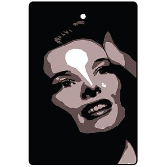 Katherine Hepburn Car Air Freshener