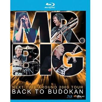Mr Big - Back to Budokan [BLU-RAY] USA import