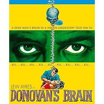 Donovans hjärna [Blu-ray] USA import