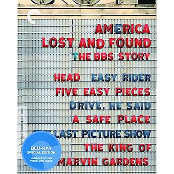 America Lost & Found: Bbs [BLU-RAY] USA import