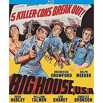Big House U.S.a. [BLU-RAY] USA import