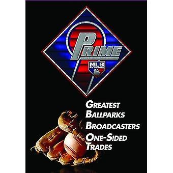Prime 9: Største Ballparks / tv-selskaber [DVD] USA import