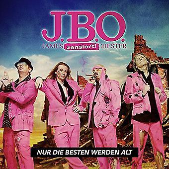 J.B.O. - Nur Die Besten Werden Alt [CD] USA import
