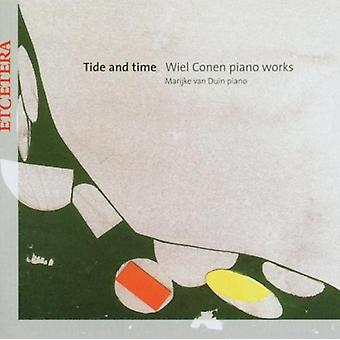 W. Conen - Tide and Time - Wiel Conen Piano Works [CD] USA import