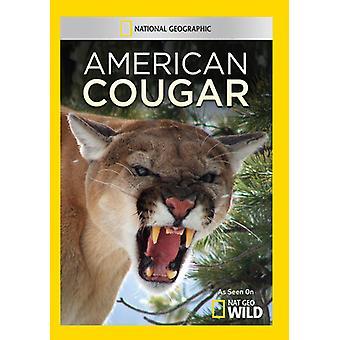 Amerikanska Puma [DVD] USA import