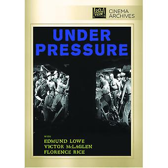 Under Pressure [DVD] USA import