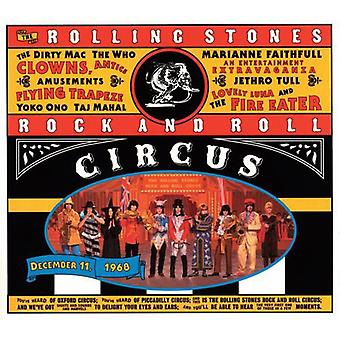 Rolling Stones - Rock & Roll Circus [CD] USA importerer