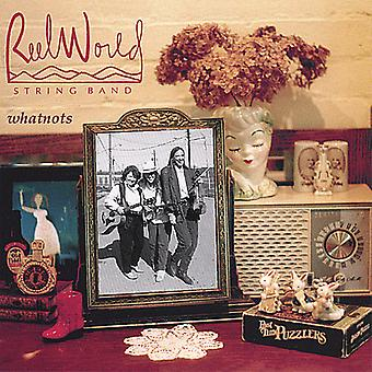 Reel världen String Band - Whatnots [CD] USA import
