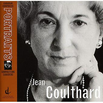 Jean Coulthard - Canadian Composer Portrait: Jean Coulthard [CD] USA import