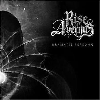 Anledning af Avernus - Rise of Avernus-Dramatis Person [CD] USA import