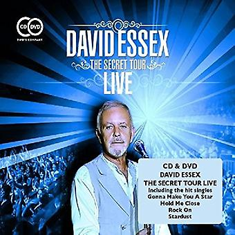 David Essex - Secret Tour: Live [CD] USA import