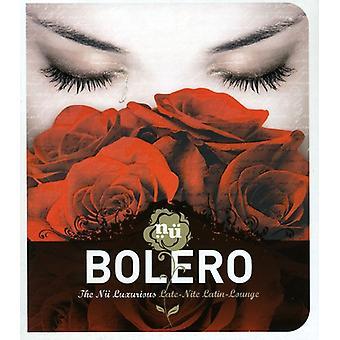 Nu Bolero - Nu Bolero [CD] USA importerer