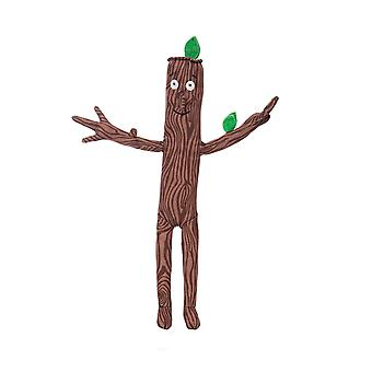 The Gruffalo Stick Man Plush Toy