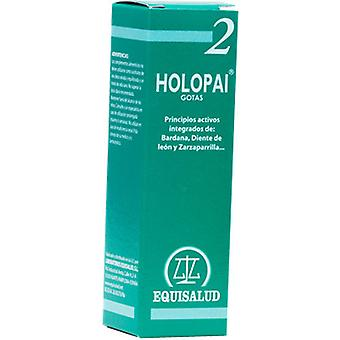 Equisalud Pai-2 Holopai (Depurativo General) (Diet , Supplements)