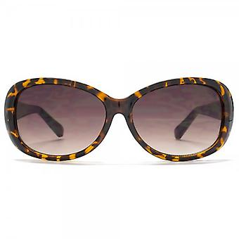 SUUNA Lucy Soft Rectangle Sunglasses In Tortoiseshell