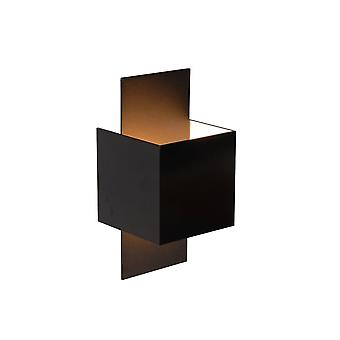 Lucide CUBO Wall Light 1xG9/40W In White/out Black