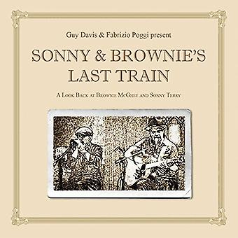 Davis, fyr / Poggi, Fabrizio - Sonny & brownies sidste tog [CD] USA import