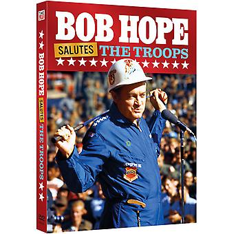 Bob Hope: Hylder tropper [DVD] USA importerer