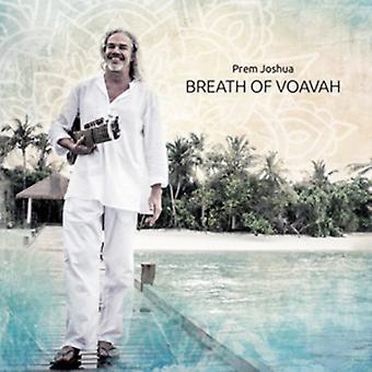 Joshua * Prem - ånde af Voavah [CD] USA import