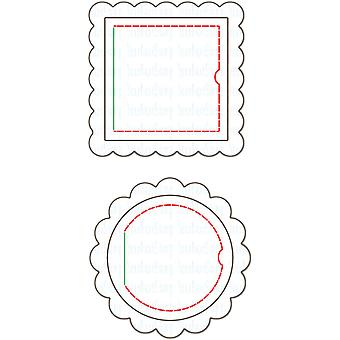 Your Next Stamp Die-Little Peek A Boo Door YNSD172