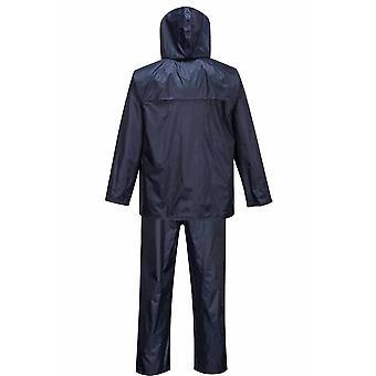 PORTWEST - Workwear Essentials impermeabile Rainsuit (giacca & tailleur)