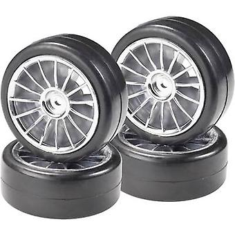 Reely 1:10 Road version Wheels Slick 15-spoke