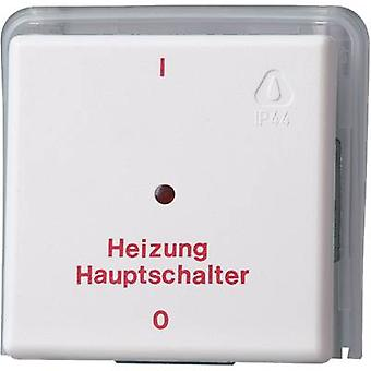 Kopp Heating system emergency switch Arktis White 627302086