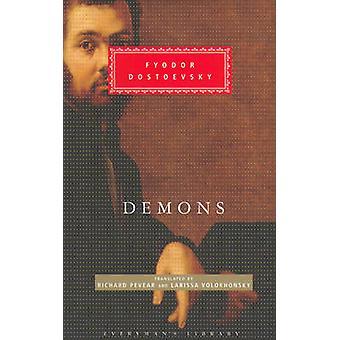 Demonen door Fjodor Dostojevski