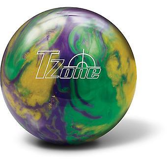 Bowlingkugle bowlingkugle Brunswick T-zone kosmiske - Mardi Gras