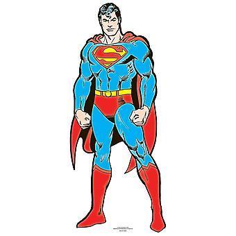 Superman DC Comics Mini Cardboard Cutout / Standup