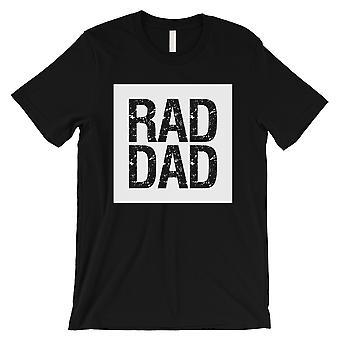 Papa ' Rad Mens camicia nera