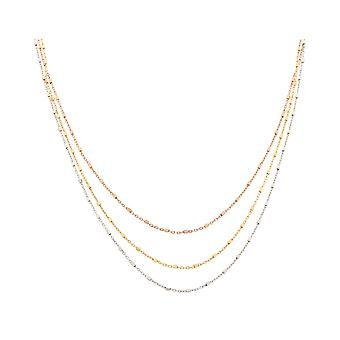 Triple Chain Tricolor 40+3 Cm Boxes  ZK-7204