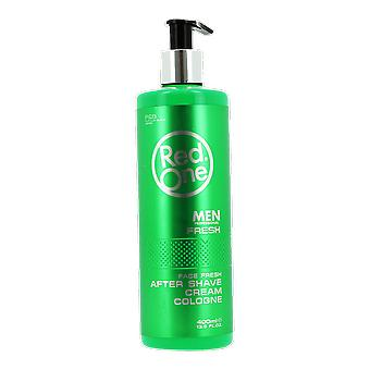 Röd en fräsch After Shave Cream Köln 400ml