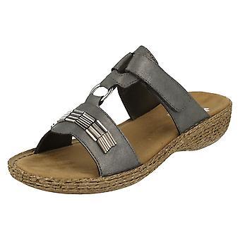 Ladies Rieker Smart Sandals 65860