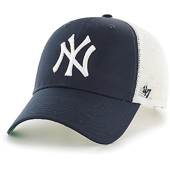 47 Brand Snapback Cap - BRANSON New York Yankees navy (color