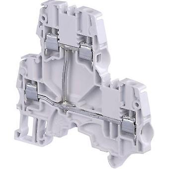 ABB 1SNK 506 211 R0000 Dualport continuity 6 mm Screws Configuration: L Grey 1 pc(s)