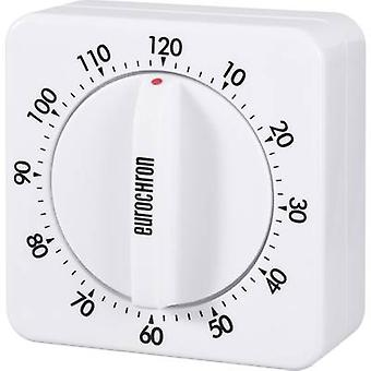 Eurochron EAT 6120 Timer White Mechanical