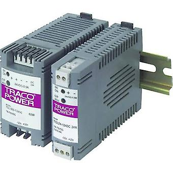 TracoPower TCL 024-124DC Rail mounted PSU (DIN) 24 Vdc 1 A 24 W 1 x