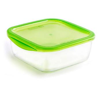 Luminarc Square container Parts With Lid 117 Cl KEEP n Box