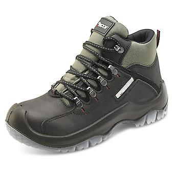 Click Traxion Safety Boot Waterproof With Breathable Membrane S3 Src - Tb
