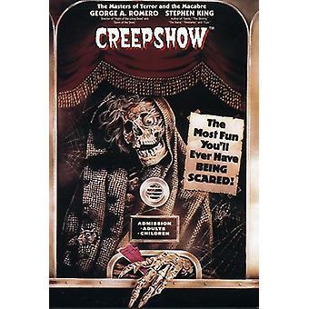 Creepshow [DVD] USA importerer