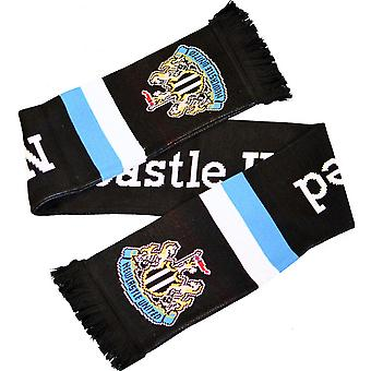 Newcastle United FC Stripe Scarf