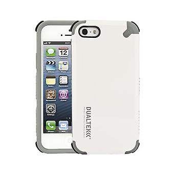 Puregear Dualtek Extreme Impact Case With Screen Protector for Apple Iphone 5 (W