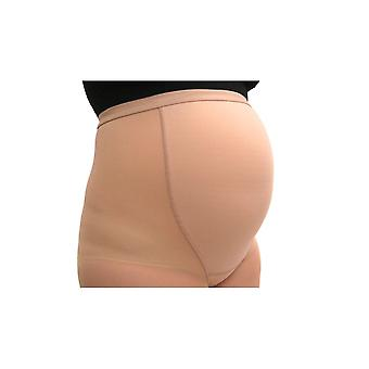 Pebble UK Medical Weight Maternity Compression Tights [Style P206] Beige  Q