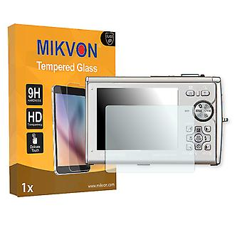 Olympus Stylus Tough-8000 Screen Protector - Mikvon flexible Tempered Glass 9H (Retail Package with accessories)