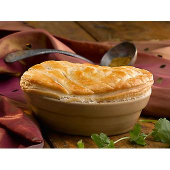 Jus Rol eingefroren Oval Blätterteig Pie Tops