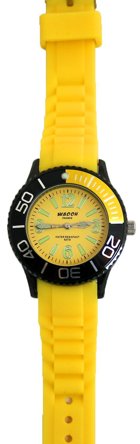 Waooh - Watch VERSAILLES 38 BLACK