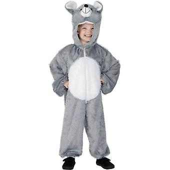 Mouse Costume, Medium.  Medium Age 7-9