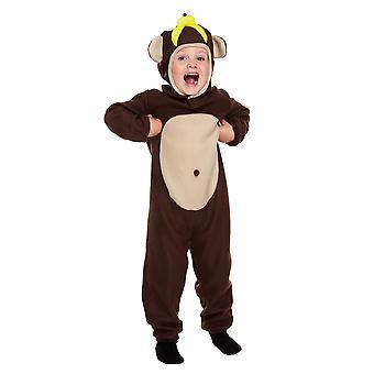 Monkey Toddler.  90-104cm.