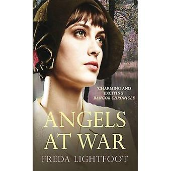 Angels at War by Freda Lightfoot - 9780749009618 Book